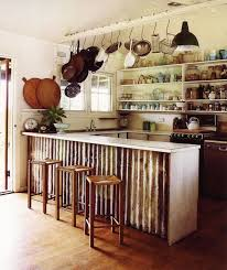 Kitchen Island Metal Salvaged Kitchen Cabinets U2022 Nifty Homestead