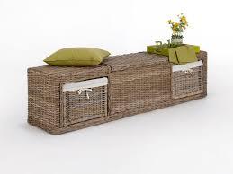 meuble en rotin pour veranda chambre en rotin cette tte de lit en rotin apporte un ct luxueux