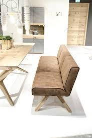 table et banc cuisine banc de table avec dossier