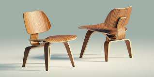 Original Charles Eames Lounge Chair Design Ideas Eames Lounge Chair Wood Lcw 3d Asset Cgtrader