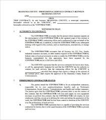 service contract proposal template service proposal letter