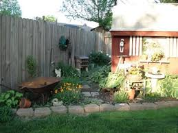 Rustic Landscaping Ideas For A Backyard Decoration In Country Backyard Landscaping Ideas Country Yard Yard