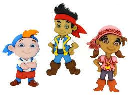 jake neverland pirates disney character button