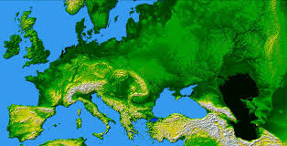 Asia And Europe Map by A Map Of How Americans View Europe The American Catholic Miami Of