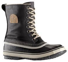 womens winter boots sorel 1964 premium canvas winter boots s
