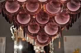 Pink Gypsy Chandelier Chandelier Large Pink Gypsy Chandelier Boho Gypsy Lampshade Module