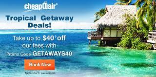 tropical getaway deals flexoffers