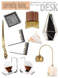 Chic Desk Accessories by 34 Best Homewares Desk Accessories Images On Pinterest Desk
