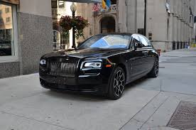 rolls rolls royce 2017 rolls royce ghost black badge stock l406a for sale near