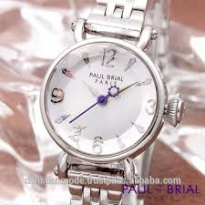 bracelet fashion watches images Lady bracelet fashion watches women cutting glass water resistant jpg