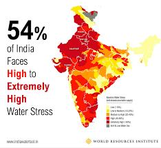 Punjab India Map by 3 Maps Explain India U0027s Growing Water Risks Greenbiz
