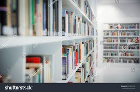 stuttgart city library books new modern library stuttgart germany stock photo 674867536