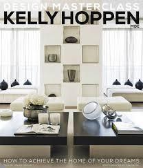 kelly hoppen design masterclass by kelly hoppen waterstones