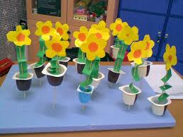 spring flowers craft ideas for kıds 26 funnycrafts