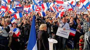 Meme Le - in french election far right groups social media efforts fail