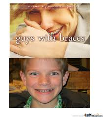 Boy With Braces Meme - guys with braces by freerunlikeag6 meme center