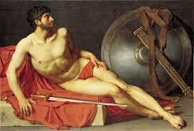 file jean germain drouais dying athlete or wounded roman soldier