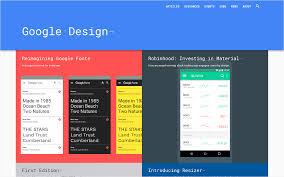 google design refresh u2014 chiukeat