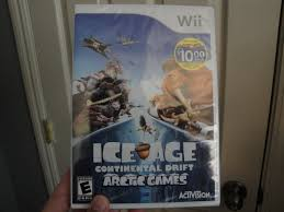 ice age contential drift arctic games wii video game review