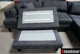 Contemporary Microfiber Sofa Modern Microfiber Sectional Sofa Modern Sectional Microfiber Sofa