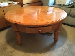 pine coffee table with drawers in guildford surrey gumtree