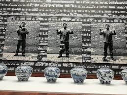 Ai Weiwei Dropping Vase Ai Weiwei Is In Istanbul Artistwonders