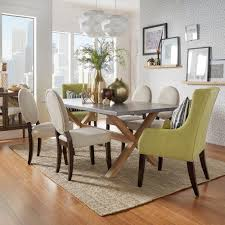 Oak Dining Room Set Homesullivan Upton Weathered Light Oak Dining Table 405100