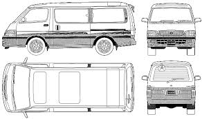 Toyota Hiace Van Interior Dimensions Toyota Hiace Super Custom Picture 2 Reviews News Specs Buy Car