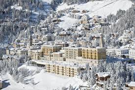 hotels in st moritz