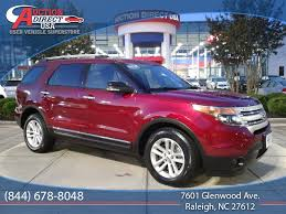 Ford Explorer Mpg - cars for sale at auction direct usa