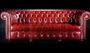 canapé cuir chesterfield canapé 3 places chesterfield longfield 1880