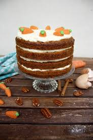 super moist carrot cake with vanilla cream cheese frosting u2022 happy