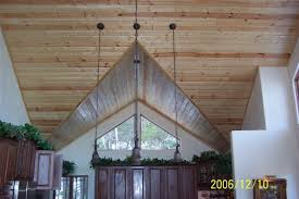 wood vaulted ceiling vaulted kitchen ceiling wood beams