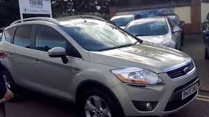 2008 ford kuga 4x4 2 0tdci zetec with appearance u0026 convenience