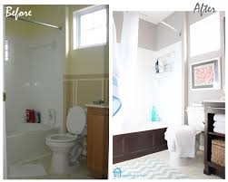 Cheap Bathrooms Ideas by 81 Best Before And After Decorating Ideas Images On Pinterest