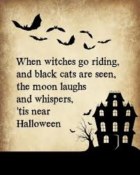 halloween poem ideas halloween poem shouldn u0027t it be zombies or
