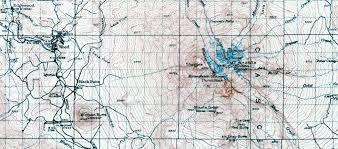 China Camp Trail Map by Mount Shasta History Hike Mt Shasta