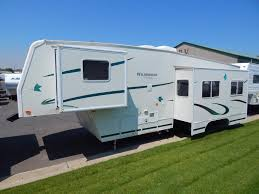 2001 fleetwood wilderness 32 5f fifth wheel roy ut ray citte rv