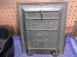 portland stove foundry 2 8 u201d x10 u201d fully marked ash clean out