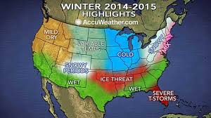 Snow Map Usa by Winter Is Coming See Accuweather U0027s Seasonal Forecast For Your