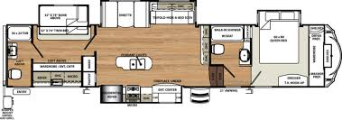 R Pod Floor Plans Forest River Sandpiper Rvs For Sale Camping World Rv Sales