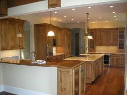Poplar Kitchen Cabinets by Custom Kitchens Amish Custom Doors