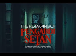 film layar kaca 21 pengabdi setan behind the scene film pengabdi setan tayang 28 september 2017 youtube