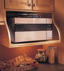 kitchen cabinet microwave shelf storage solutions details wall microwave shelf kraftmaid