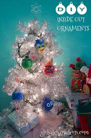 12 days of diy ornaments day 1 inside out ornaments the global
