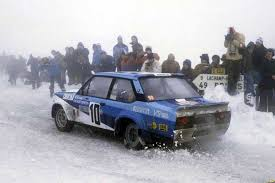 Fiat Abarth 131 Rally 1976 78 by Superiority Of Fiat 131 Abarth