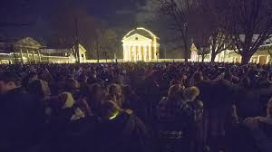 Lighting by Lighting Of The Lawn U0027 Tradition Draws Thousands To Grounds Uva Today