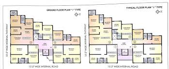 commercial complex floor plan welcome