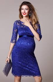 blue lace dress amelia maternity lace dress royal blue maternity wedding