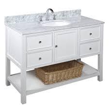 bathroom sinks lowes natural wood bathroom vanity allen and roth